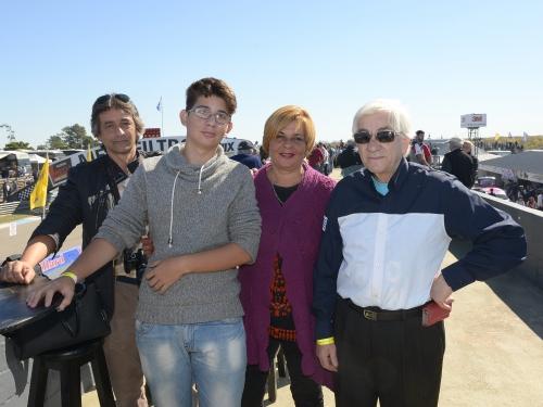 RUBEN LOPEZ, FRANCO LOPEZ, SARA PERNAS, LUIS ALFREDO LOPEZ-min